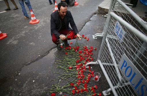 Zwei Männer aus Bayern unter den Todesopfern