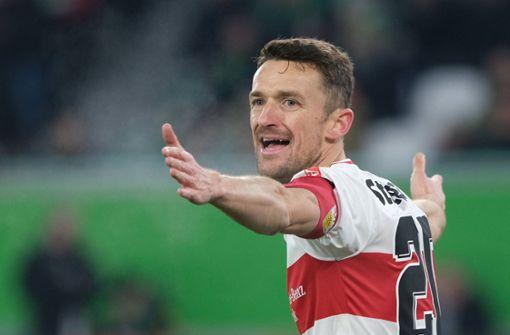 VfB Stuttgart verliert in Wolfsburg 0:2