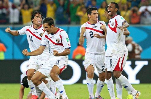 Nächstes Viertelfinale: Niederlande gegen Costa Rica