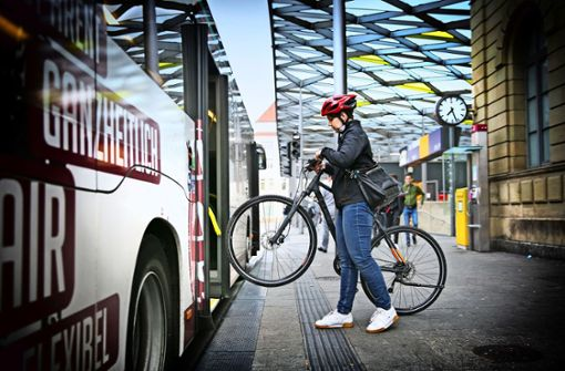 Das Angebot für Radfahrer bleibt erhalten