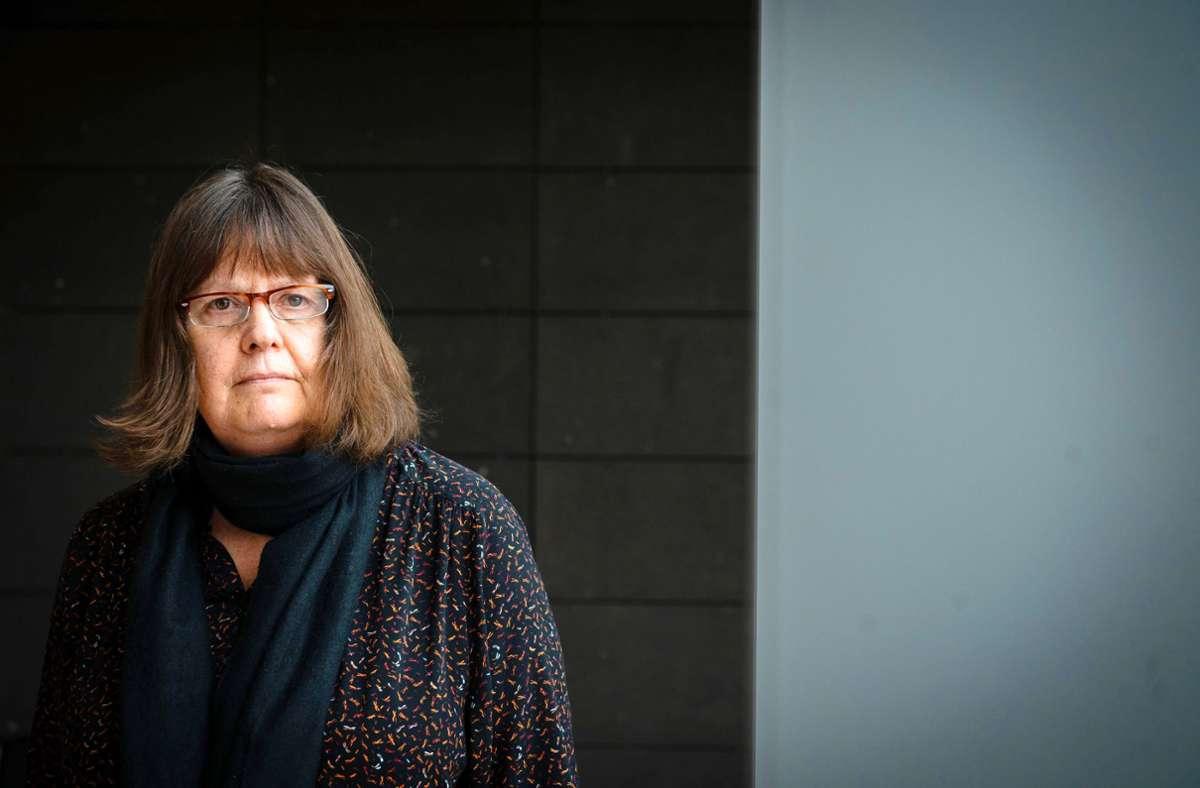 Margit Pressel lässt  der Tod ihrer Mutter nicht los. Foto: Lichtgut/Leif Piechowski