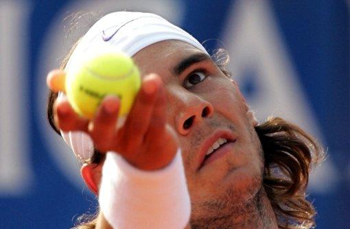 Nadal schlägt in Stuttgart auf