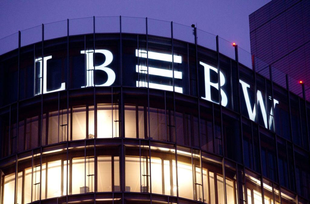 Die LBBW hat die Konzerngesellschaft LRI auf Druck der EU-Kommission verkauft. Foto: dpa