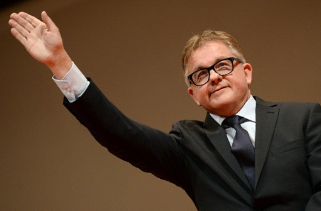 Guido Wolf ist zum CDU-Spitzenkandidaten gewählt worden.  Foto: dpa