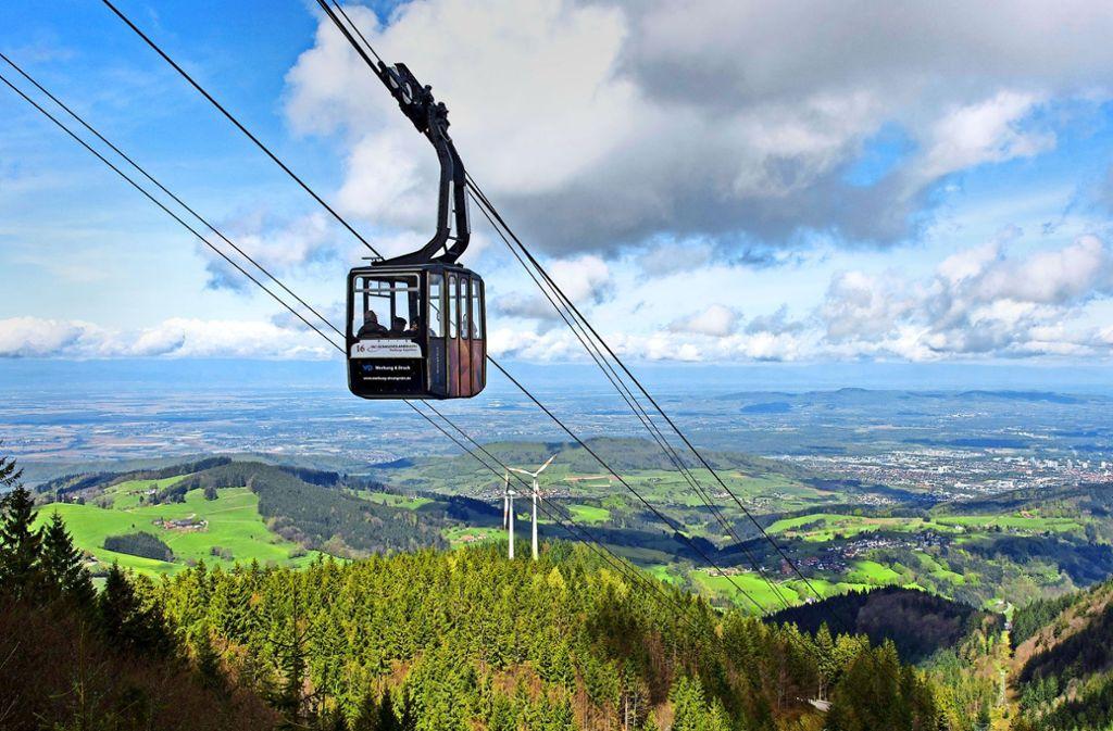 So schön ist Baden-Württemberg: Foto: dpa