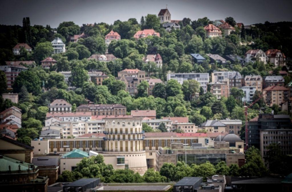 In einer EU-weiten Umfrage unter Bürgern schneidet Stuttgart gut ab. Foto: Achim Zweygarth