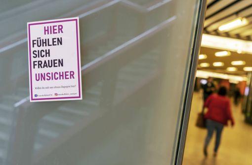Wo Stuttgart für Frauen unsicher ist