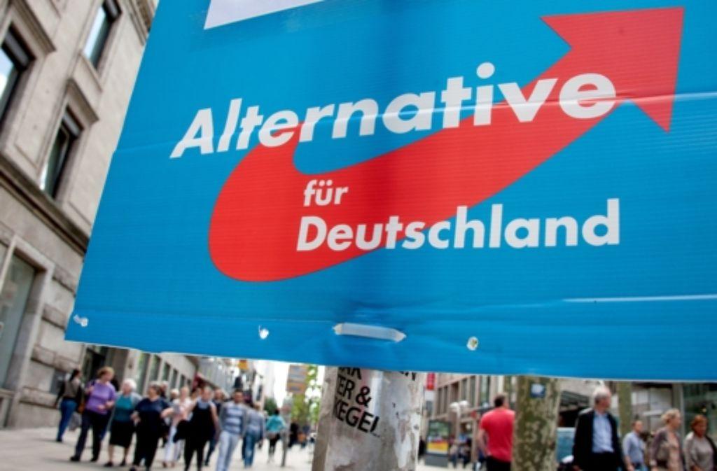 Gegen den Parteitag der AfD in Kirchheim soll demonstriert werden. Foto: dpa