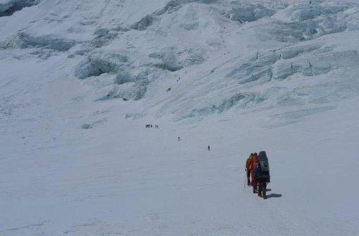 Abenteuer Everest