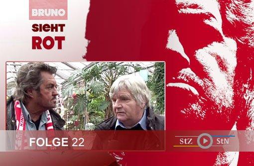 Bruno sieht rot: Zu Gast bei Jürgen Sundermann