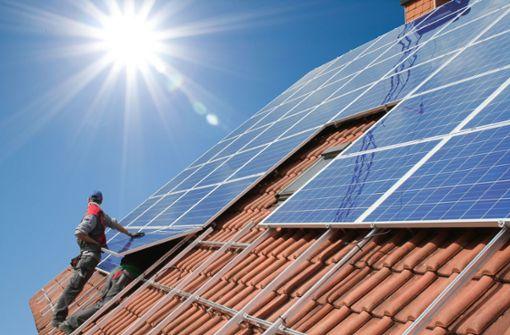 Land erwägt Solarpflicht für Dächer