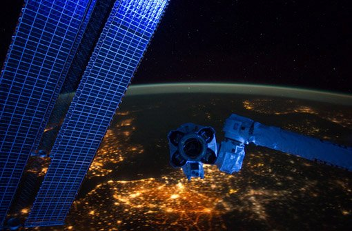 Space Night im BR ist wieder im Programm