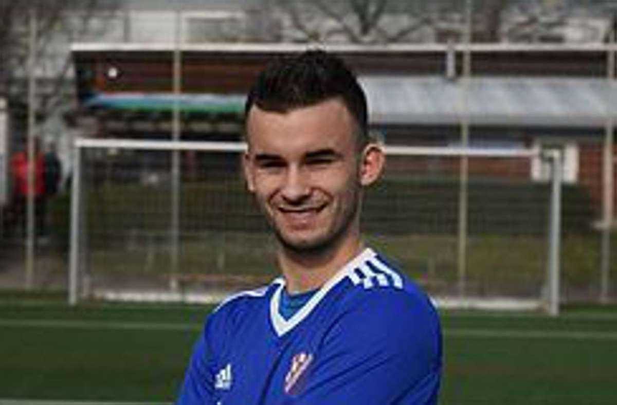 Der Neuzugang Drago Durcevic erzielte drei Tore für den TV Oeffingen. Foto: Filip Primorac