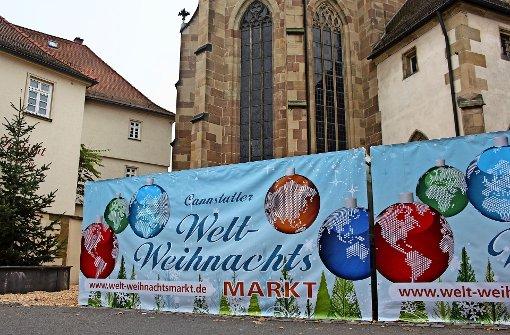 Adventliche Stimmung rund um den Neckar