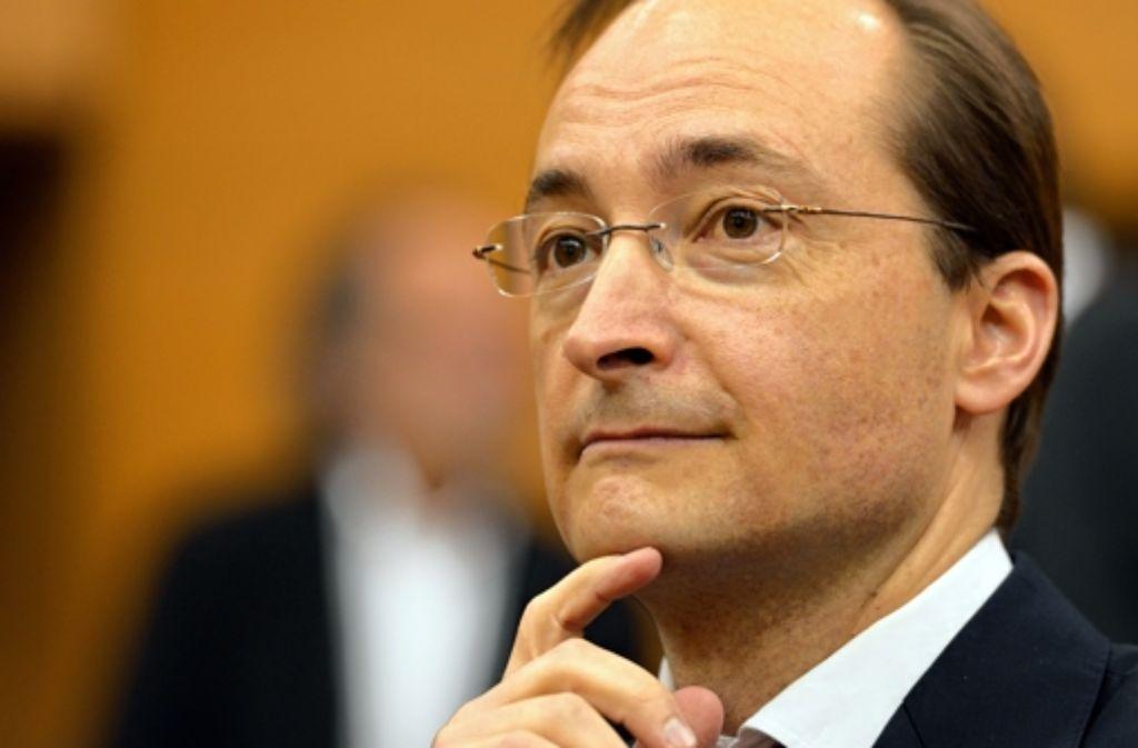 Einst Deutschland-Chef der Investmentbank Morgan Stanley: Dirk Notheis Foto: dapd