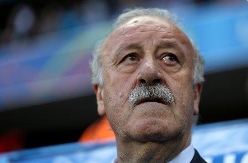 Del Bosque tritt als spanischer Nationaltrainer zurück