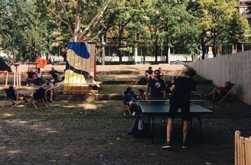 Die besten Ping-Pong-Spots