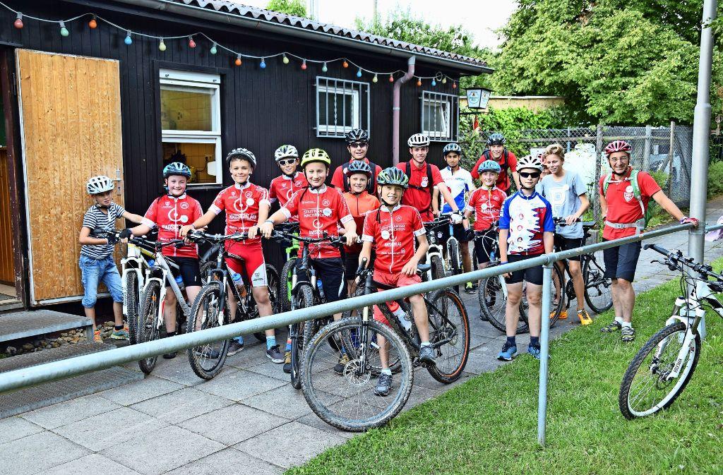 Der RSV hat mehr als 300 Mitglieder und ist der führende Radsportclub in Stuttgart. Foto: Alexandra Kratz