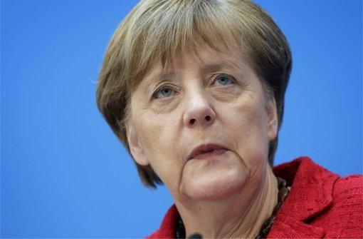 Kanzlerin Angela Merkel muss nach den verlorenen Landtagswahlen mit deutlich mehr Gegenwind rechnen. Foto: AP