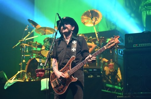 Sänger Lemmy Kilmister bricht Konzert ab