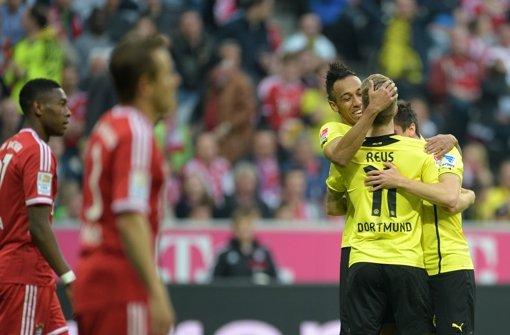 BVB siegt bei den Bayern 3:0