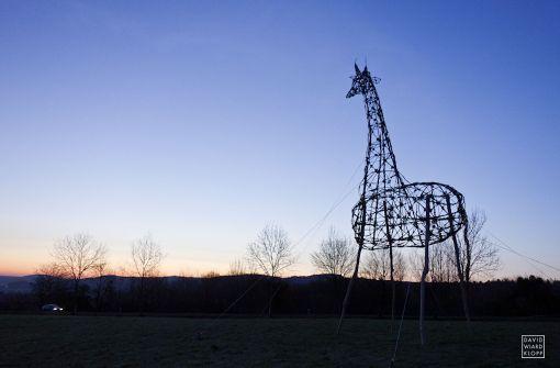 Kunst in der Landschaft