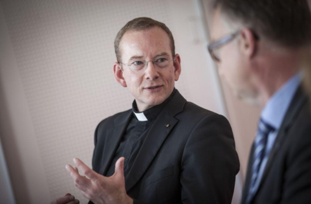 Die AfD agiere nicht christlich, so  Stadtdekan Christian Hermes Foto: Lichtgut/Leif Piechowski