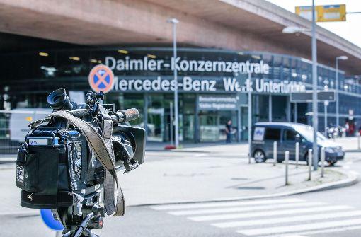 Betrugsverdacht: Razzia bei  Daimler