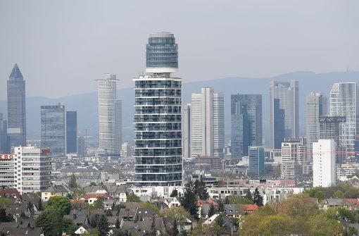 Frankfurt steht eine der größten Evakuierungen bevor