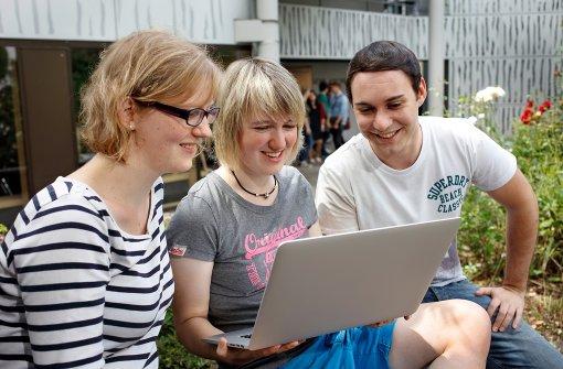 Nachfrage nach Studienplätzen steigt