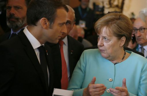 Merkel: Keine Fortschritte bei Verteilung von Flüchtlingen
