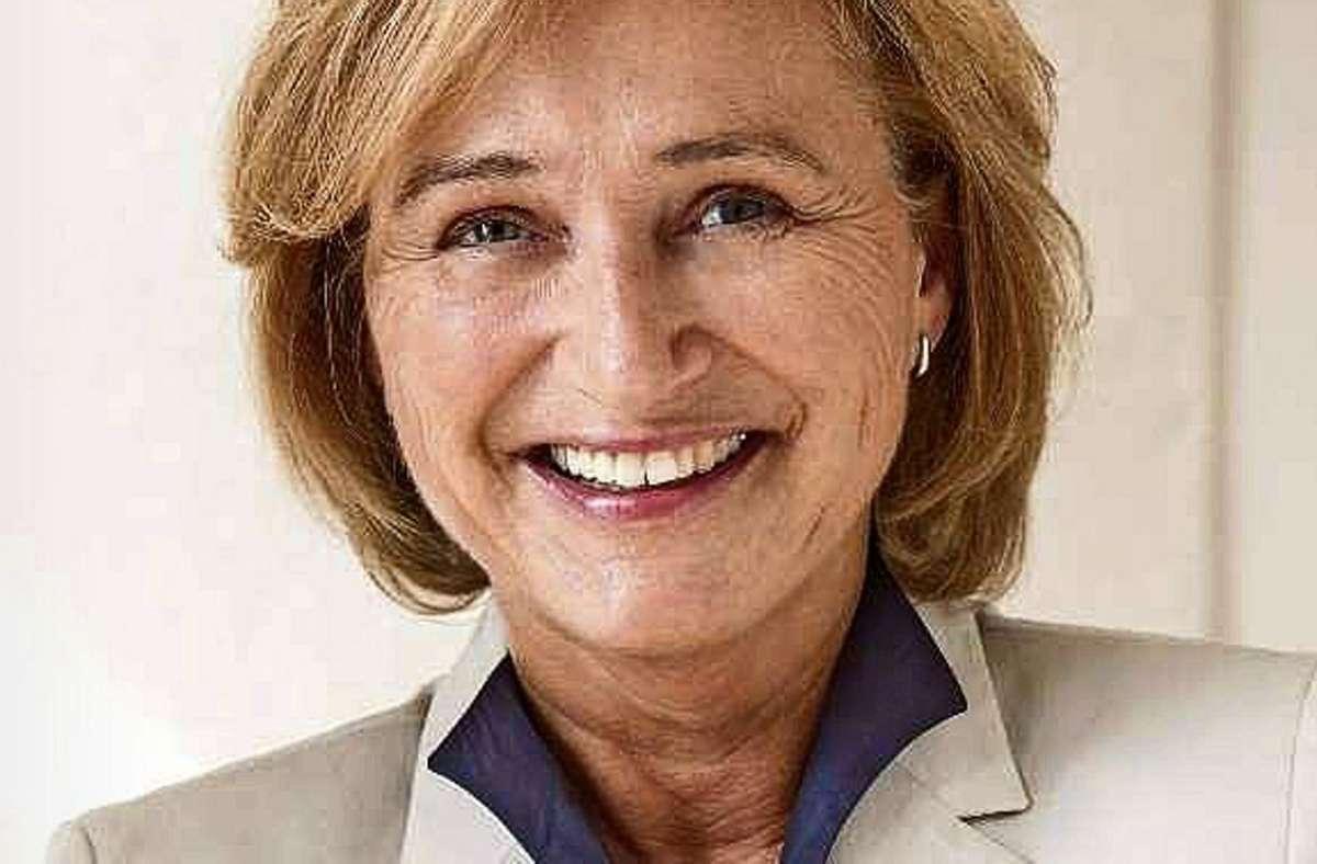 Barbara Teichmann verlässt den Klinikverbund schon wieder. Foto: Klinikverbund