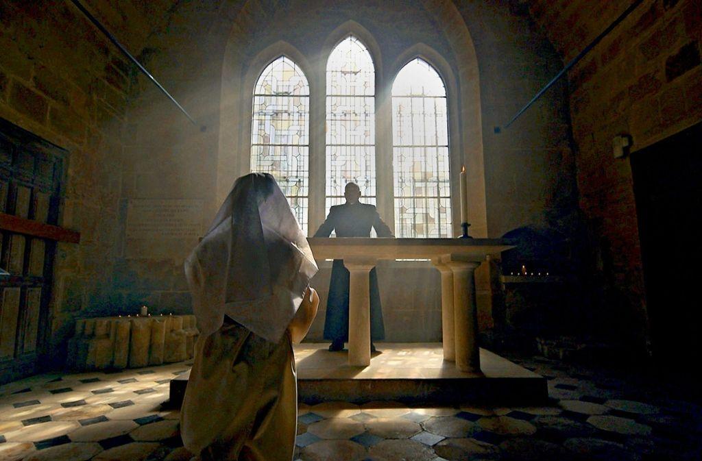 Zum Selbstverständnis von Nonnen gehört der bedingungslose Gehorsam – manche Priester nutzen das aus. Foto: Arte
