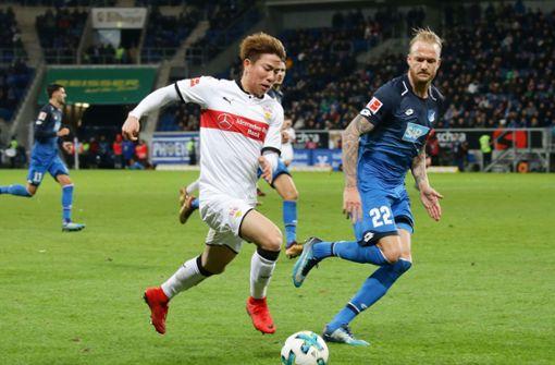 Takuma Asano zieht es in die Bundesliga