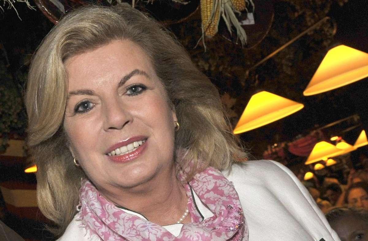Christiane Krüger, hier im Jahr 2011, hat oft die kühle Blonde gespielt. Foto: dpa/Ursula Düren