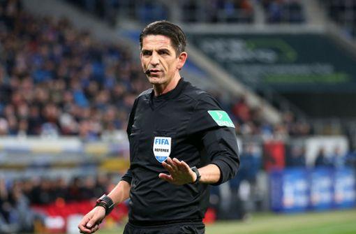 Deniz Aytekin für Profis der beste Schiedsrichter