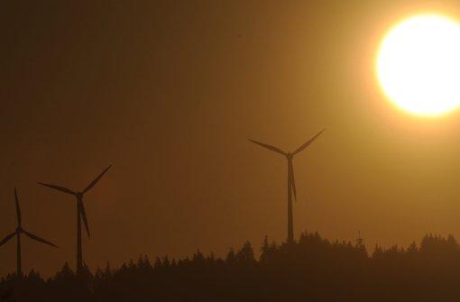 Windkraftfans haben  Hoffnung trotz Protests