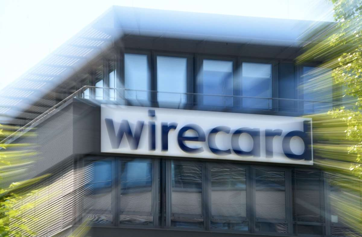 Der Betrugsskandal um Wirecard wird die Bundesregierung wohl noch länger beschäftigen. Foto: AFP/CHRISTOF STACHE