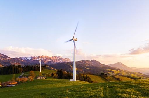 Strom in Deutschland wird immer grüner