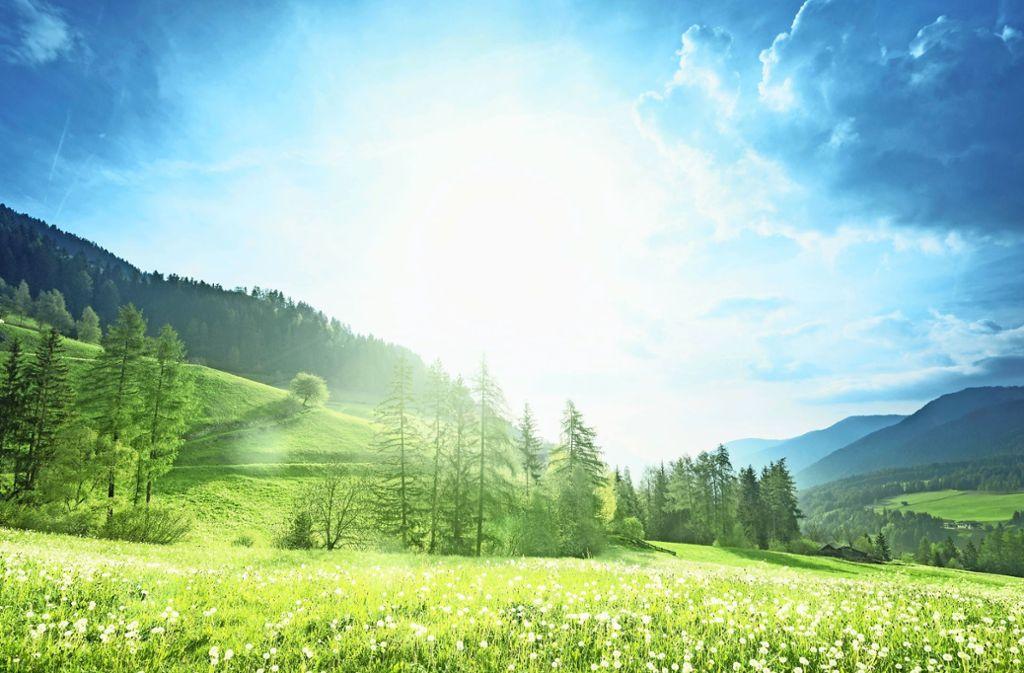 Bei solchen Landschaften geht das Wanderherz auf. Foto: Adobe