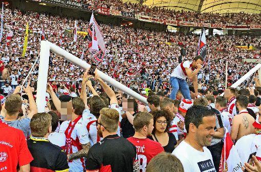 Den Torverlust sieht der VfB gelassen