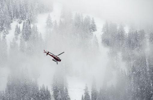Skitourengeher aus Baden-Württemberg in Österreich gerettet
