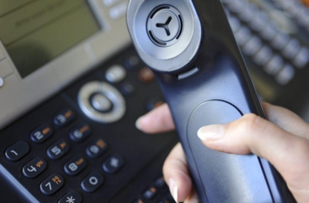 Viele Telefonkunden haben sich über Störungen beschwert. Foto: dpa