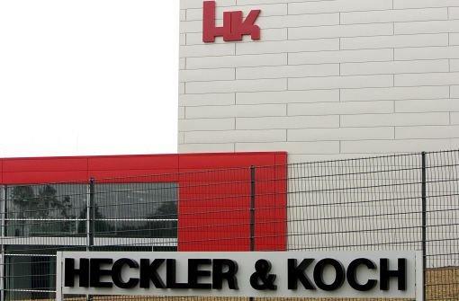 Justiz prüft Heckler-&-Koch-Parteispende