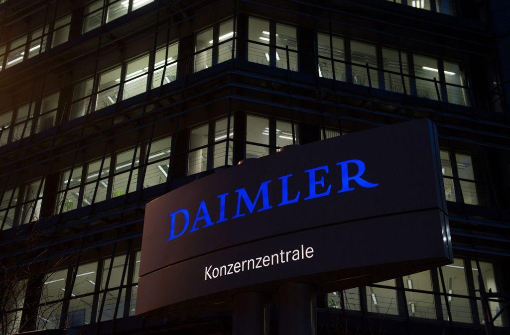 Gesamtbetriebsrat Daimler
