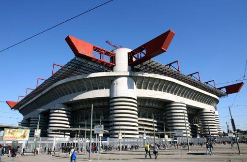 Das ist die große deutsche Fußballgeschichte in Mailand