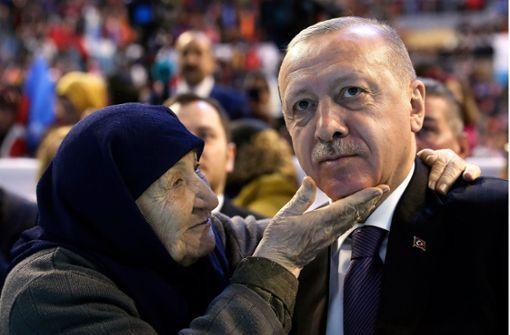 Die Türkei rutscht in die Rezession
