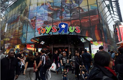 Toys R Us meldet Insolvenz an