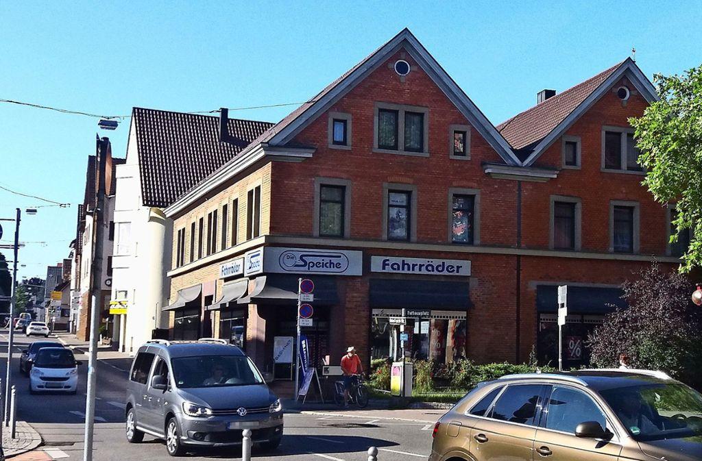 Die Speiche hat zu. Was geschieht nun mit dem ortsprägenden Gebäude? Foto: Alexandra Kratz
