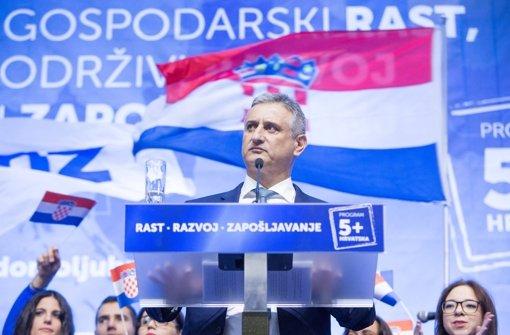 Kroatiens Schattenmann drängt an die Macht